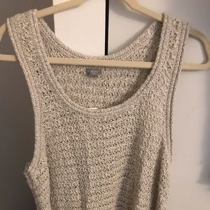 Aerie Knit Tank Top NEW with Tags